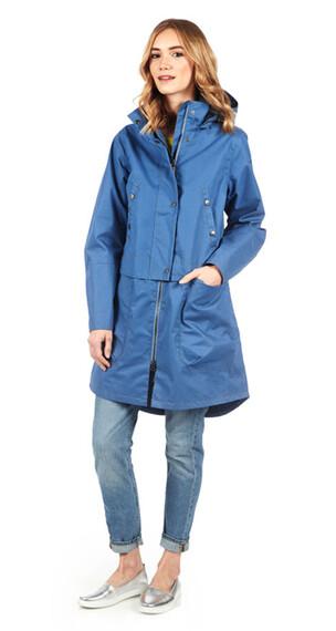 Finside Sinnika Zip-In Jacket Women atlantic